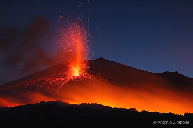 Etna il pi alto vulcano d 39 europa for Il piu alto dei cieli cruciverba